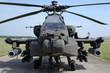 Leinwandbild Motiv Attack helicopter