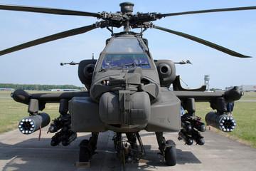 Fototapeta Militaria Attack helicopter