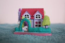 Maison De Mini Poupée