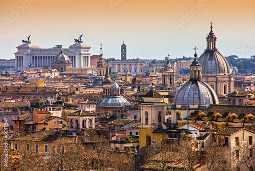 Canvas Prints Rome Rome
