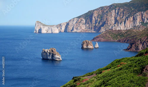 Fotografie, Obraz  Nebida - Sardegna