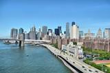 Fototapeta New York - Nowy Jork Manhattan USA