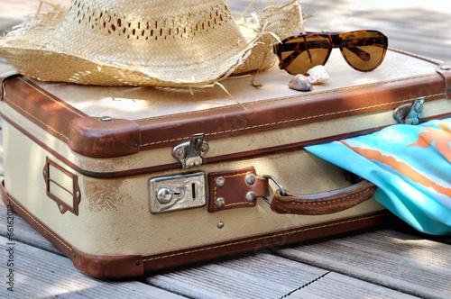 Valokuva départ en vacances