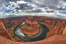 Horseshoe Bend Colorado River View