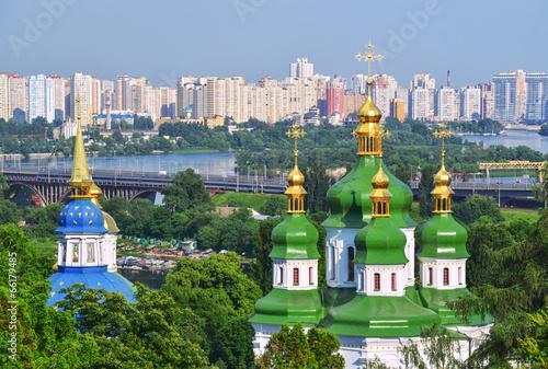 Foto op Plexiglas Kiev Capital of Ukraine - Kiev