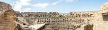 Coliseu Panorama Inside