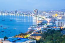 Pattaya - Holiday Nights : Pattaya City Twilight Time, Busy With