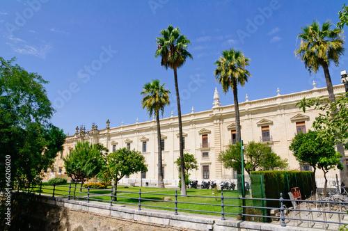 Foto op Plexiglas Stadion Universidad de Sevilla in Spain