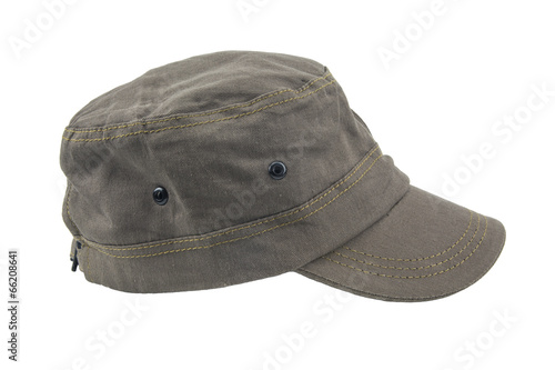 76d4c727926b64 Cap isolated on white background - Buy this stock photo and explore ...