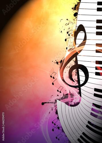 Plakaty Gatunki Muzyczne   music-background