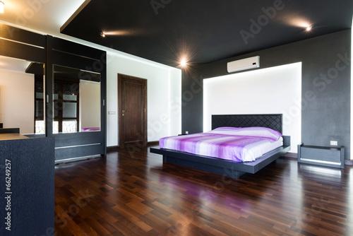 Obraz Luxury bedroom - fototapety do salonu