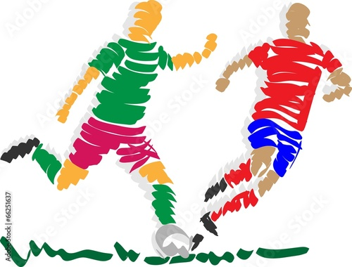 Photo  fotbal