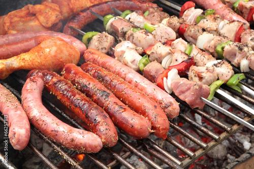 Fotografie, Obraz  barbecue