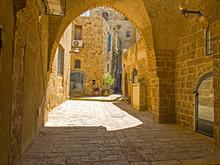 Old Jaffa Street, Israel