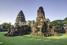 The Main Prasat, Phimai Historical Park, Phimai Distric, Thailan