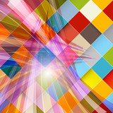 Abstract Vector Modern Transparent Background