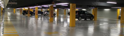 Fotografie, Obraz parking