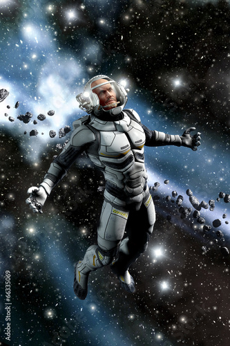 astronauta-i-pole-asteroid