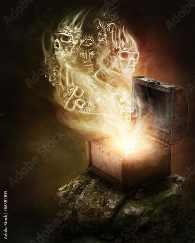 Photo  Pandoras box