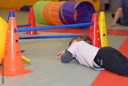 Fotografie, Obraz  baby gym