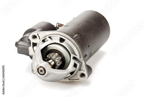 Fototapeta Spare parts - car starter obraz