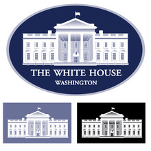 White House - Detailed Vector ...