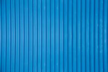 Blue Corrugated Metal Sheet Te...