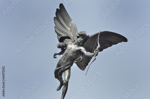Photo  Eros Piccadilly Circus