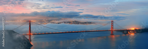 Fotografie, Obraz  Golden Gate Bridge