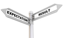 Expectation And Result. Road S...