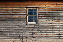 Old Schoolhouse Wooden Siding ...