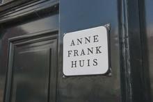 Anne Frankhaus In Amsterdam, N...