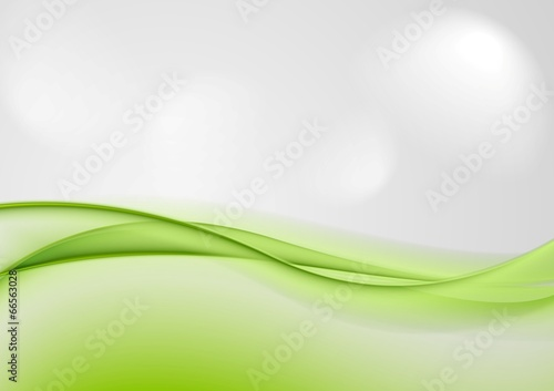 abstract-shiny-green-waves