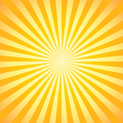 Beautiful abstract starburst background (NO TRANSPARENCY)