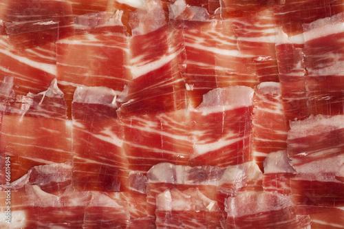Foto  Jamón bellota Iberian ham