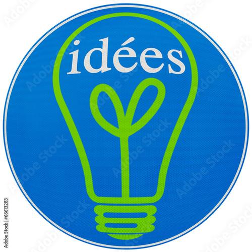 Canvastavla  idées
