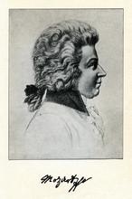 Wolfgang Amadeus Mozart , Aust...