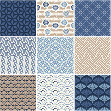Japan Seamless Pattern Collect...