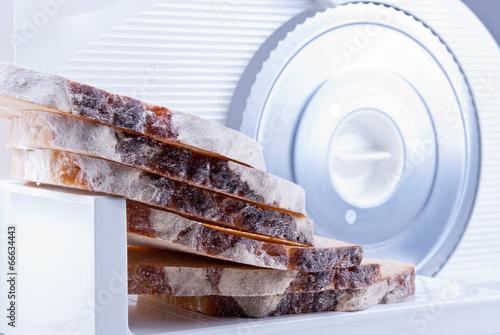 Fotografie, Obraz  Bread slicer