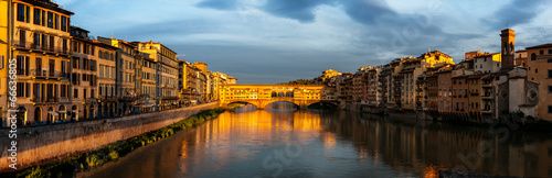 Recess Fitting Florence Foot bridge Vecchio Florence