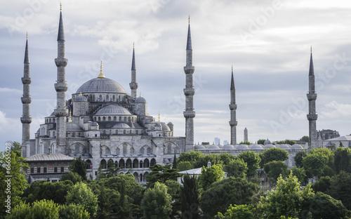 Moschea blu - Istanbul