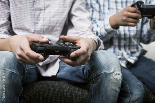 Fotografia  Gaming kids