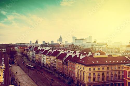 Winter in Warsaw - 66671020