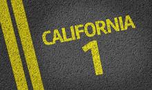 California 1 Written On The Road