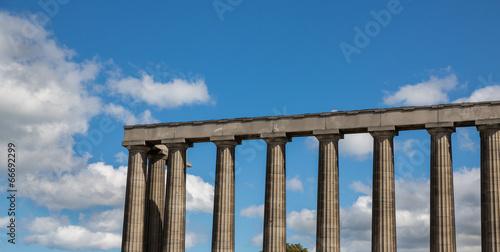 Papiers peints Artistique The unfinished National Monument