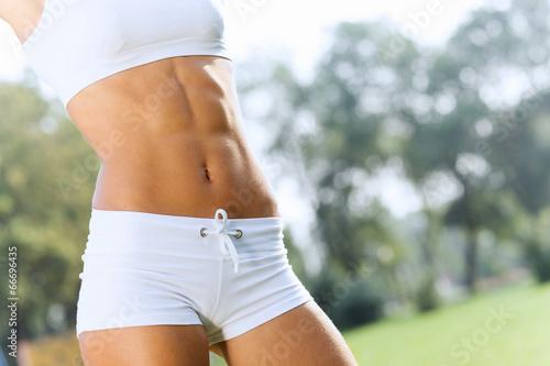 Fotografía  Outdoor workout