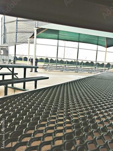 Foto op Canvas Stadion baseball fields