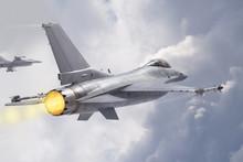 F-16 Fighting Falcon Jets (mod...