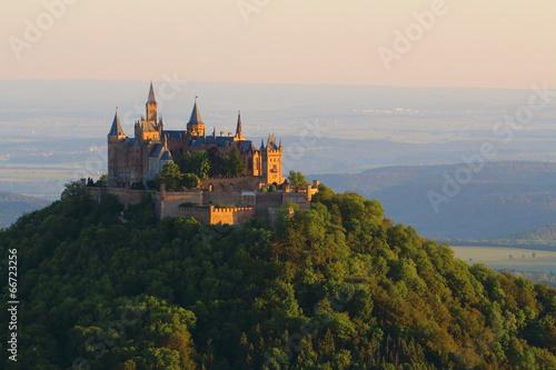 Hohenzollern Castle (Germany) sunrise #66723256