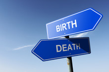 Birth And Death Directions.  O...